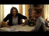 Видео со съемок фильма Берцы